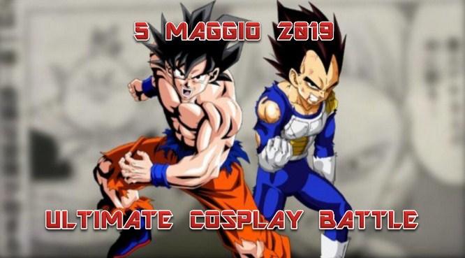 ultimate cosplay battle